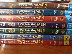 Two and a half men season 1-7