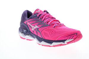 Mizuno Wave Horizon 2 FLVR810B027 Womens Pink Low Top Athletic Running Shoes 8