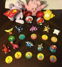 Pokemon Tomy Figures Hasbro Plush Vintage 90s Nintendo Flipz U Choose Which Item