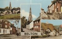 Postcard - Belton - 5 Views