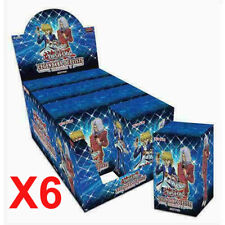 YUGIOH LEGENDARY DUELIST SEASON 1 DISPLAY 6 BOX CASE