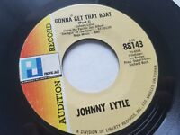 JOHNNY LYTLE - Gonna Get That Boat 1967 PROMO Pacific Soul-Jazz 7""