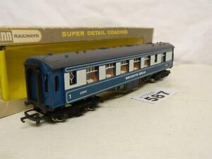 Wrenn OO Brighton Belle 1st Class Pullman Coach S284S Box W6004A