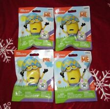 Mega Construx - Despicable ME - Minion Made - 4 pack LOT - NEW - UNOPENED