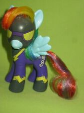 G4 My Little Pony 2013 TOYS R US Collector Series FiM Rainbow Dash as SHADOWBOLT