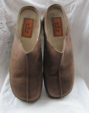#YOUKNOWYOUWANTIT BEAUTIFUL BROWN FRYE SCOUT MULE SIZE 8m