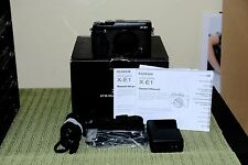 Fujifilm E-X1