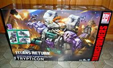 New Transformers Generations Titans Return Titan Class Trypticon MISB