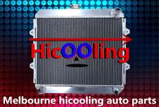 Aluminum Radiator For Toyota Hilux RN85 YN50 YN57 YN58 YN60 YN63 YN65 YN67 2.4L