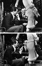 MARILYN MONROE DEAN 2 Phot oversize Voyeur SCHILLER '62