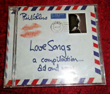 PHIL COLLINS LOVE SONGS 2 CD SET AGAINST ALL ODDS ONE MORE NIGHT AUSTRALIAN
