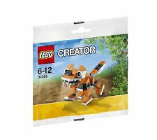 LEGO Exclusive Minifigure - Tiger - Creator animal polybag 30285 - New & Sealed