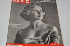 Vintage May 5, 1952 Life Magazine - Diana Lynn on Cover