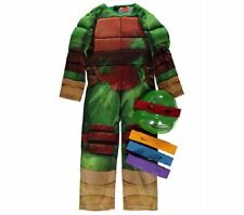 George Teenage Mutant Ninja Turtles Fancy Dress Outfit Dressing Up Costume