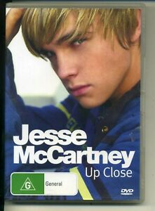 JESSE McCARTNEY  UP CLOSE    REGION 4   POST FREE