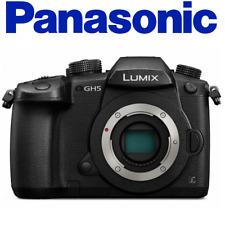 Panasonic LUMIX DC-GH5 4K VIDEO/6K PHOTO Digital Camera - (Body Only) Mirrorless