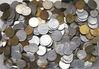 Konvolut Polen - Kiloware - Münzen PRL 1949-1990 - Mischung 1 KILOGRAMM 1 Kg LOT