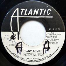 PENNY McLEAN 45 Lady Bump / Lady Bumps On NEAR MINT Disco JA PRESS c1520