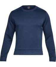 Under Armour Men's Unstoppable Textured Crewneck Pullover ~ Large