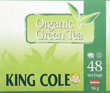 King Cole Organic Green Tea 48 Bags 96g Canada Barbours New Brunswick