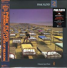 PINK FLOYD-A MOMENTARY LAPSE OF REASON-IMPORT LP WITH JAPAN OBI Ltd/Ed J50