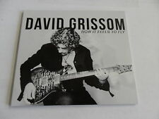 David Grissom - How It Feels To Fly (Digipack)