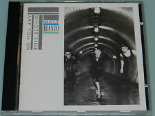 Matt Bianco - Whose Side Are You On - '84 Alsdorf German 1st Press GOLD cd MINT