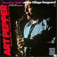 Art Pepper - Thursday Night at the Village Vanguard [New CD]
