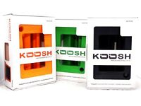 KOOSH Ipad Protection Cover Case Frame Stand iPad 2 3 4 NO TOXICS, LEAD