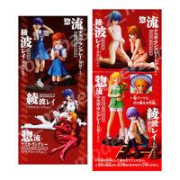 NEW Neon Genesis Evangelion Gashapon Entry Capsule Series Miniature Figure Set