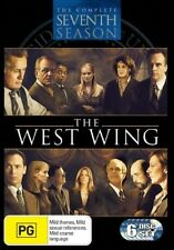 The West Wing : Season 7 (DVD, 2007, 6-Disc Set)