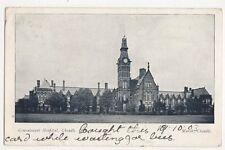 Convalescent Home Cheadle 1905 Postcard  219a