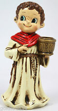"Vintage 1960's Josef Originals Alter Boy Figurine 8"" Candlestick Holder"