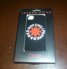 RED HOT CHILI PEPPERS Logo Rock Music Cover iPhone 5 16/32 GB Phone Case NEW