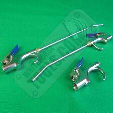 COMPRESSORE AD ARIA Duster Gun compresso COLPO PISTOLA Set Ugello Ventola strumento NUOVO ber8745