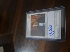 Upper Deck James Bond Collection Anthony Starke Autograph