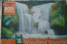 200pc puzzle by Melissa & Doug - Woodland Waterfall