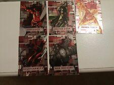 2012 Marvel Beginnings Series 3--Prime Micromotion Cards (You Pick One)