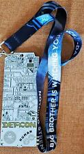 Defcon 26 and ShmooCon badges - working