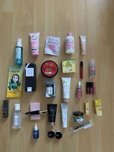 Kosmetikbox Glossybox Beauty Box 30 Teile NEU Tolle Marken Hoher Wert NYX YSL