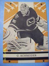 "2011-12 O-Pee-Chee ""Retro"" # 404 Corey Schneider!"