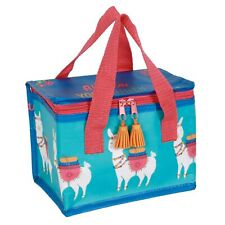 ALPACA YOUR LUNCH COOLER BAG - H:16cm W:21cm D:13cm