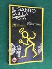 GIALLI GARZANTI n.29 Leslie Charteris IL SANTO SULLA PISTA (1965) Libro Giallo