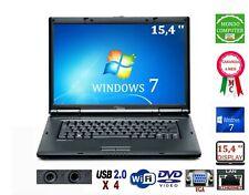 COMPUTER PORTATILE FUJITSU ESPRIMO D9500 INTEL CELERON 545  WINDOWS 7 PRO 15,4''