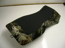 polaris HAWKEYE 300 camo GRIPPER seat  cover