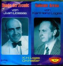 """7"""" Karl Heinz Loges/Caliente Arena (Split Single)"""