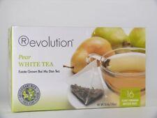 (19,70 EUR / 100 Gramm) Revolution Tee - Weißer Tee mit Birnengeschmack