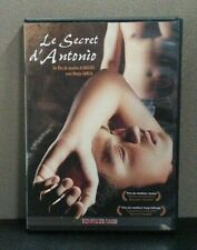 Le Secret d'Antonio  (DVD)  French / English   PAL  Gay Interest   LIKE NEW