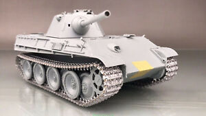 R-Model 1/35 35005D Metal Track and Metal Pin WWII German Panther A/G/F