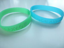 2 SAMSUNG GALAXY SIII OFFICIAL WRISTBANDS